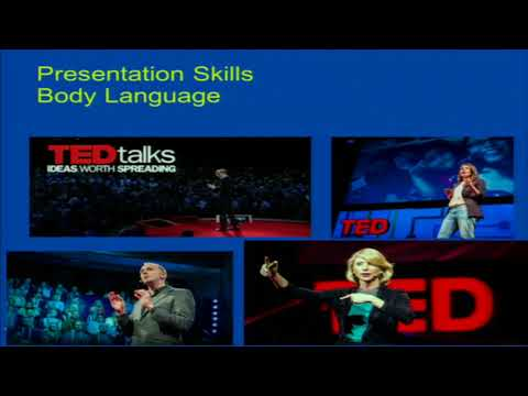 Presentation Skills for Physicians