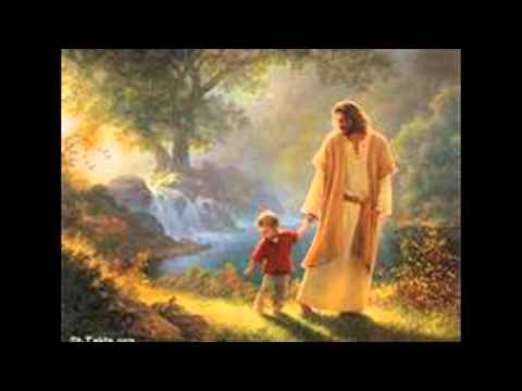 I'm walking on with Jesus