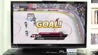 720p NHL Slapshot Peewee to Pro - Nintendo Wii