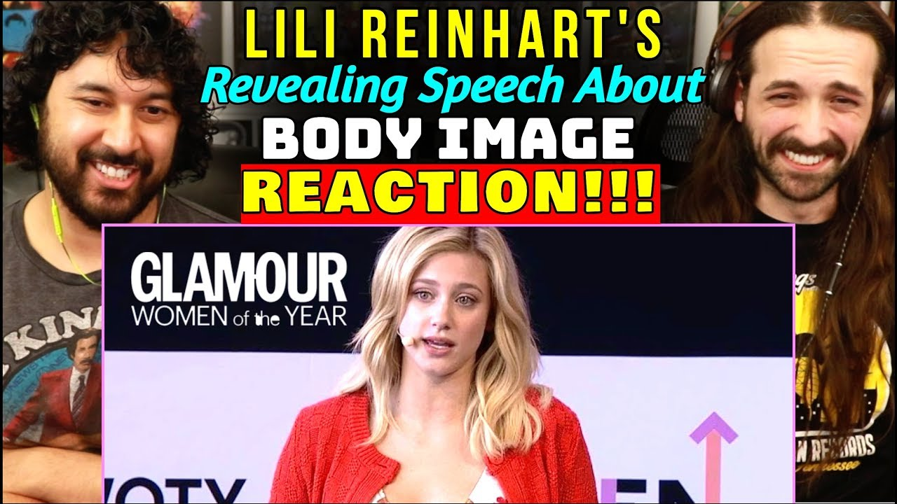 Download Riverdale's LILI REINHART'S REVEALING Speech About Body Image - REACTION!!!