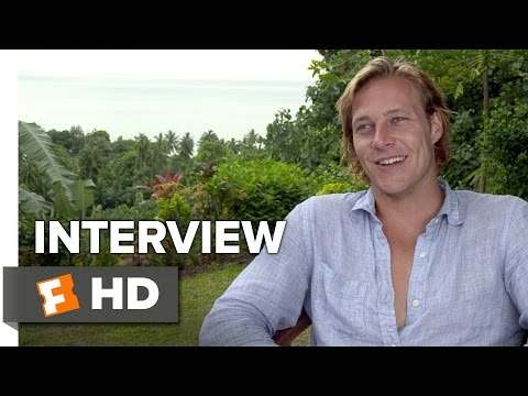 Point Break Interview - Luke Bracey (2015) - Action Movie HD