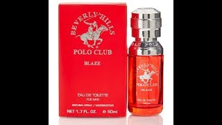 Review Beverly Hills Polo Club Blaze