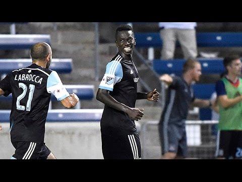 Match Highlights | Chicago Fire 3:0 Ft. Lauderdale Strikers | 2016 U.S. Open Cup Quarterfinal