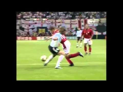 Michael Owen vs Argentina- the best moments