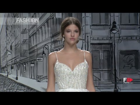 JUSTIN ALEXANDER  Bridal 2016 | Barcelona Bridal Fashion Week by Fashion Channel