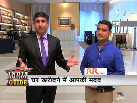 India real estate guide 'Lodha Altamount' Mumbai| CNBC Awaaz