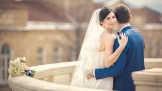 Виктор и Дарья. Свадебное слайдшоу.