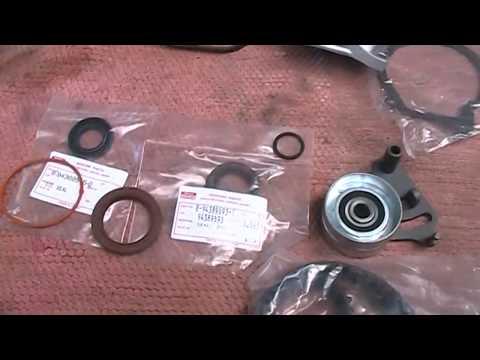 Isuzu Oil Leak Repair New Seals