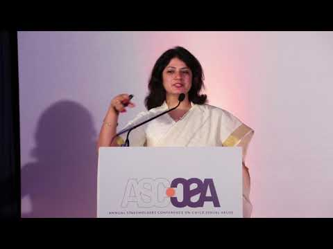 """ASCCSA 2017-""""Not just pictures: Understanding online victimization"""" by Ms. Karnika Seth"""