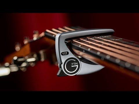 【搖滾玩家樂器】全新 公司貨保固免運 G7th Capo Performance 3 GD 三代 夾式 移調夾 金色