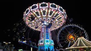 Wellenflug (Fahrenschon) - Außenansicht/Offride [München - Oktoberfest 2017]