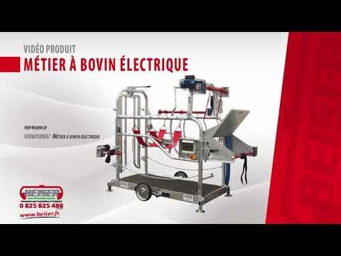 Témoignage client : Patricia Kolb - Métier à bovin électrique