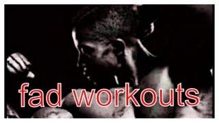 Fad Workouts like P90X, INSANITY, TAE BO - Leroy Colbert Bodybuilding HOF Member