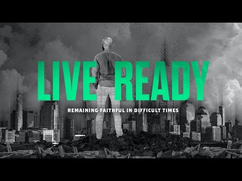 Live Ready | Look where you're going!