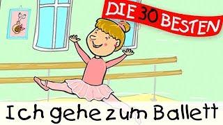 Ich gehe zum Ballett || Kinderlieder zum Mitsingen und Bewegen