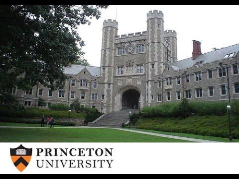 Princeton University in New Jersey Education