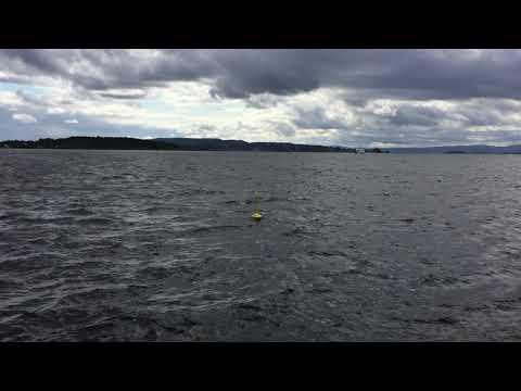 Oslo, Norway harbor - August 2017