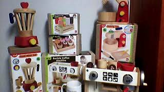 I'm Toy Pretend Play Food And Kitchen - Eco Friendly Wooden Toys - Order Online For Fast Delivery.