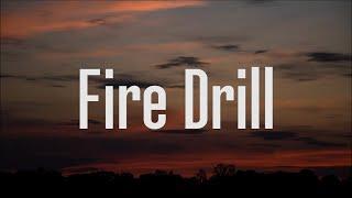 Melanie Martinez - Fire Drill (Lyrics)