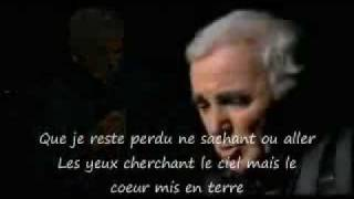 Hier Encore - Charles Aznabour
