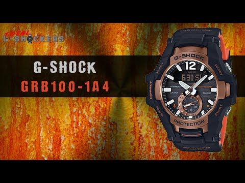 Men's Casio G-Shock GRB100-1A4 Gravitymaster | Top 10 Things Watch Review