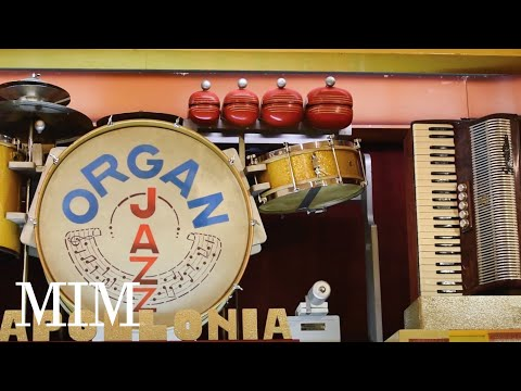 "Happy Holidays from MIM! | Featuring MIM's ""Apollonia"" Orchestrion"