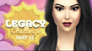 The Sims 4 | Springston Legacy | Part 32 - Revenge or Rekindled Romance?
