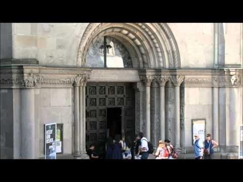 Landmarks of Zurich: Grossmunster