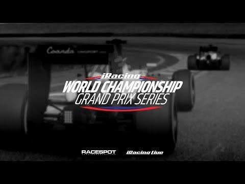 9: Spa-Francorchamps // iRacing World Championship Grand Prix Series