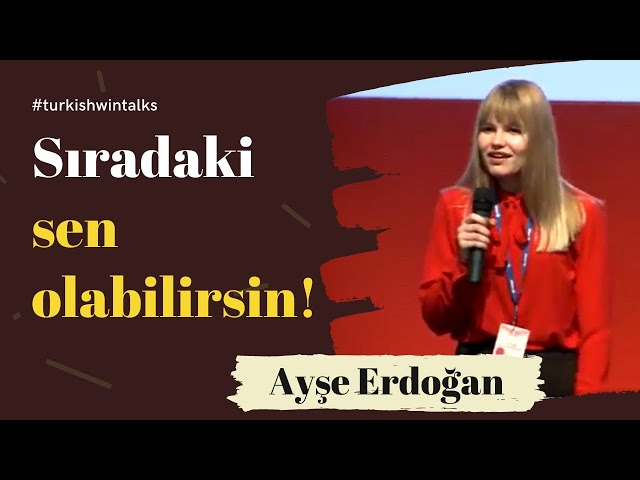 Ayşe Erdoğan | Sıradaki sen olabilirsin
