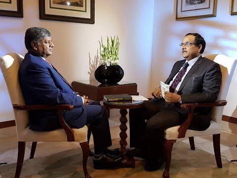 Positive Talk With Mukesh Mohan Gupta- Guest Justice Mr. M M Kumar, President NCLT
