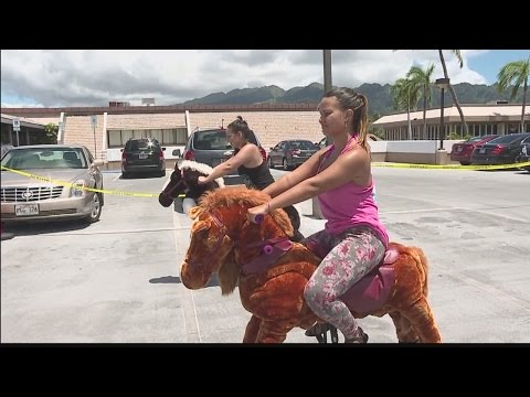 Can or No Can?! – The Rocking Horse Race Challenge