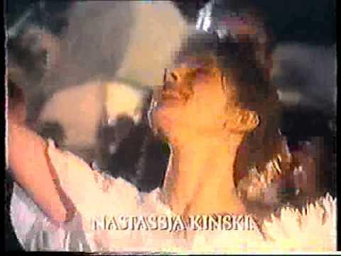 Natassja Kinski 1987 Lux Soap 80s commercial NZ