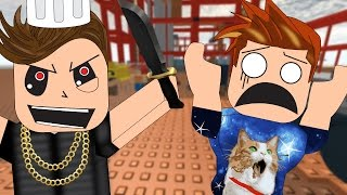 JETER UN COUTEAU À TRAVERS LA CARTE!? (Roblox Assassin)