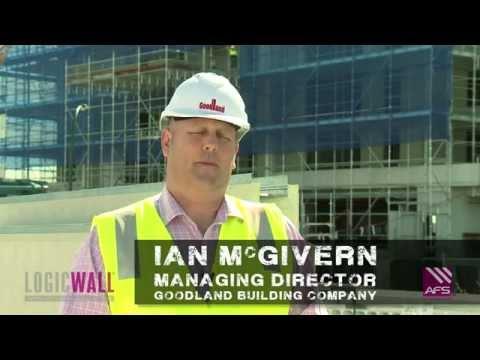 AFS Walling LOGICWALL® Builder Testimonial