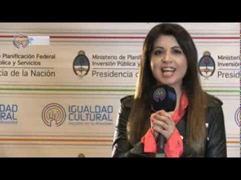 Panam y Circo 2013 en Igualdad Cultural