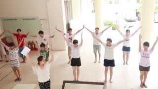 Bài nhảy_Bước chân thanh niên