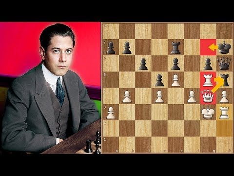 Last Time Someone Crushed the Soviets Until Bobby Fischer  Capablanca vs Eliskases  Moscow 1936.