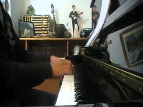 Cats musical - Macavity: The Mystery Cat (piano)