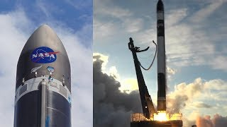 Rocket Lab Electron launches NASA ELaNa XIX