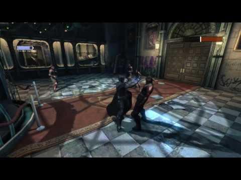 Batman vs Shiva (Достижение Steam: Безупречный бой)
