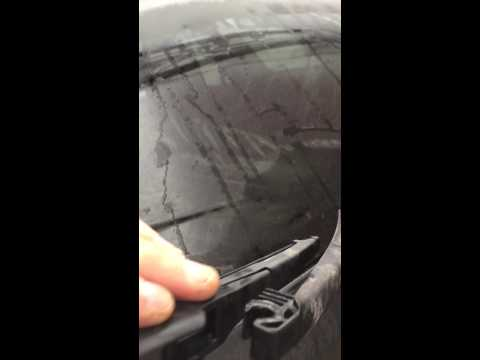 Dodge journey replace rear blade