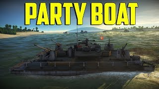 War Thunder - Party Boat
