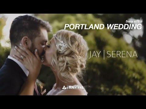 Portland Wedding - Serena and Jay