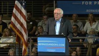 Bernie Sanders in Portland, Maine 07-06-2015