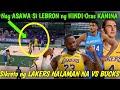 KAYA PALA NANALO ANG LAKERS VS BUCKS Ito ang Dahilan Lakers vs Bucks January 2021