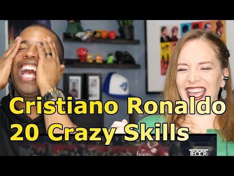 Cristiano Ronaldo - 20 Crazy Skills Will Make You Say WOW (REACTION 🔥)