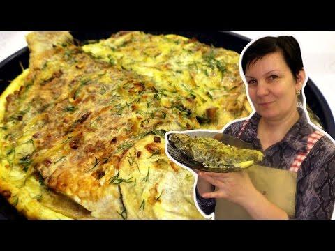 Как приготовить карася в сметане на сковороде видео