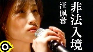 汪佩蓉 Fengie Wang【非法入境 Illegal entry】Official Music Video