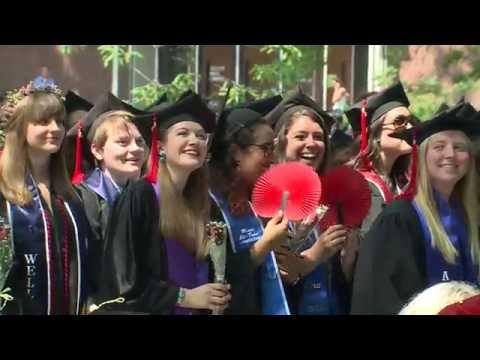 Wellesley College Commencement 2016 Addresses